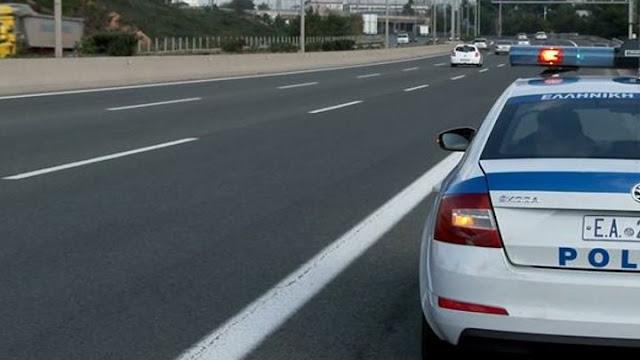 Κυκλοφοριακές ρυθμίσεις με διακοπή κυκλοφορίας στο Λουτράκι λόγω της πυρκαγιάς