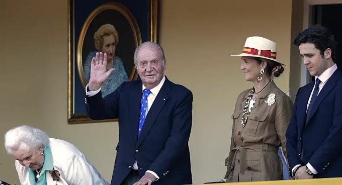 "España: Juan Carlos ordenó ""crear una estructura"" para ocultar $100 millones"