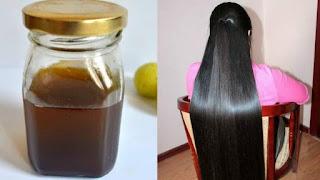 Projeto rapunzel caseiro pra o seu cabelo crescer muito