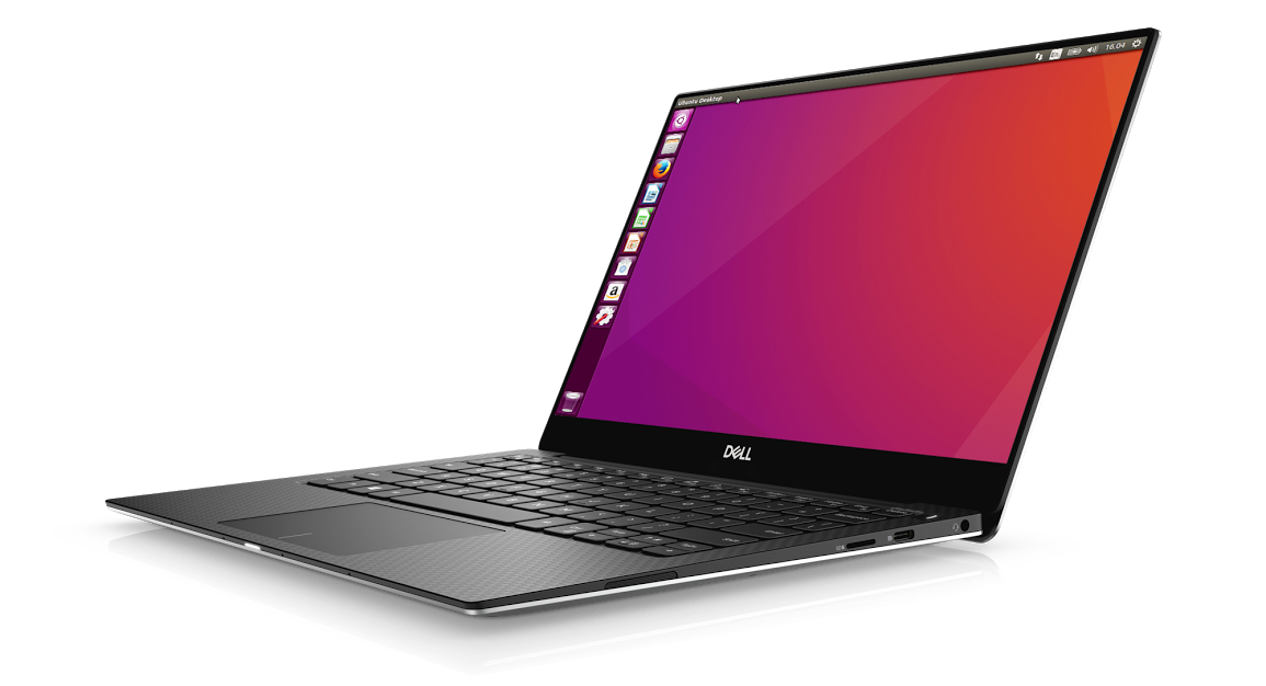 From the Canyon Edge: Dell XPS 13 with Ubuntu -- The