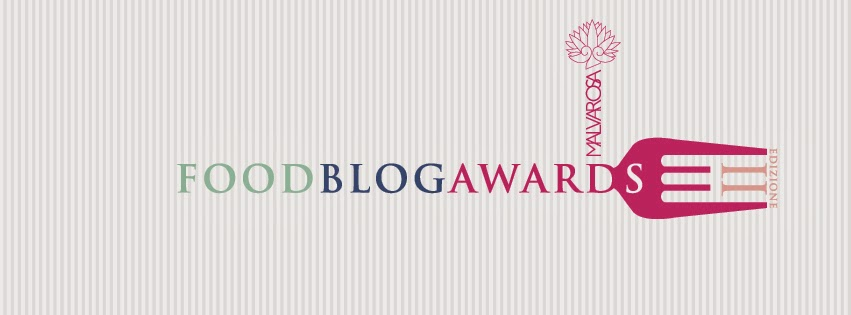 THE FOOD BLOG AWARDS 2014