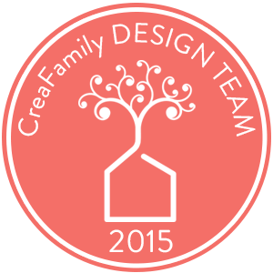 I proudly design for CreaFamily