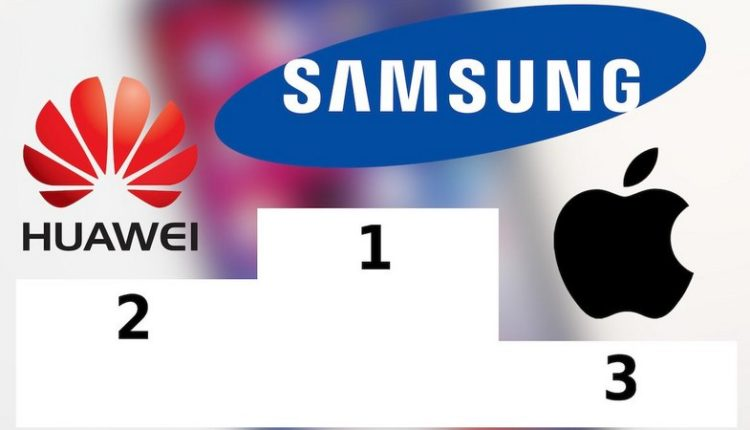 Reports: Samsung first and Huawei continue to climb despite US sanctions
