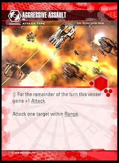Attack type: Aggressive Assault