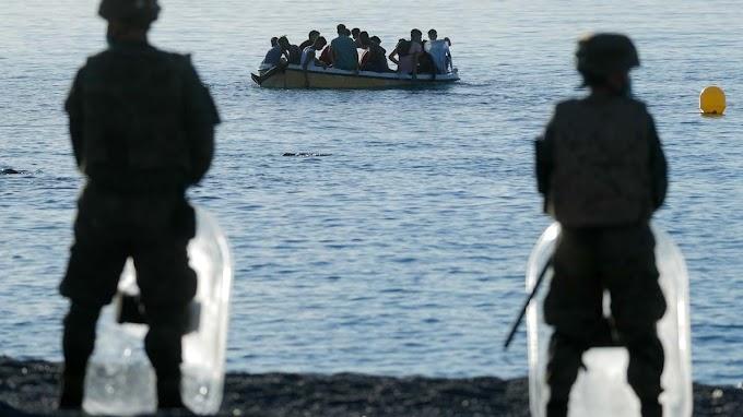 🔴 سابقة.. وصول أربعة عناصر من القوات المساعدة المغربية إلى سبتة لطلب اللجوء.