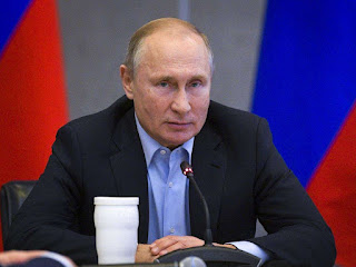 Putin warns against 'reckless' moves after Ukraine declares martial law