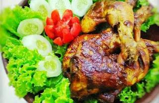 Resep Cara Membuat Ayam Bakar Manis Gurih Lezat
