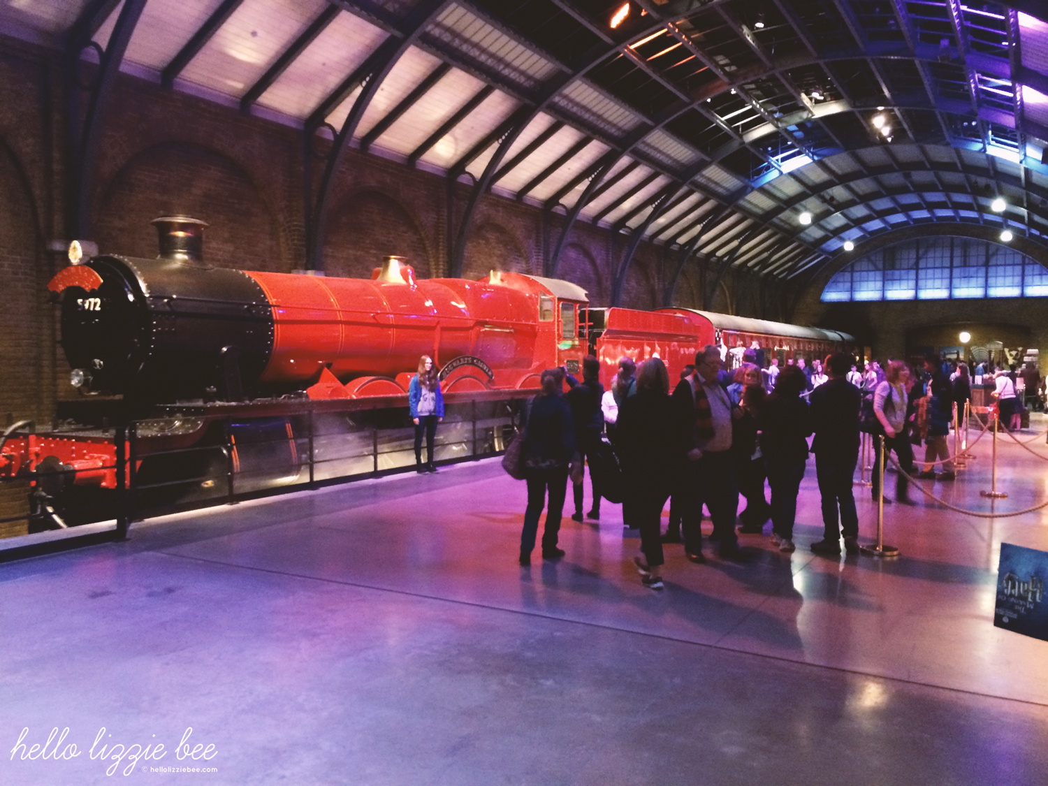 hogwarts express, train