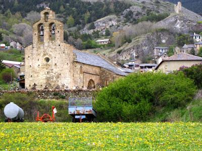 Iglesia de Llo