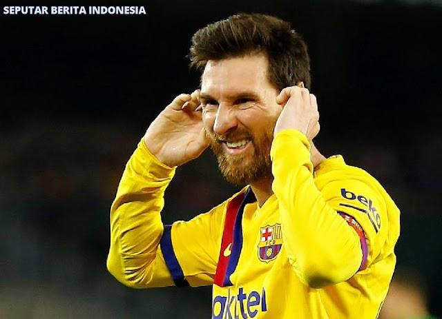 Lionel Messi Ingin Neymar Kembali Ke Barcelona