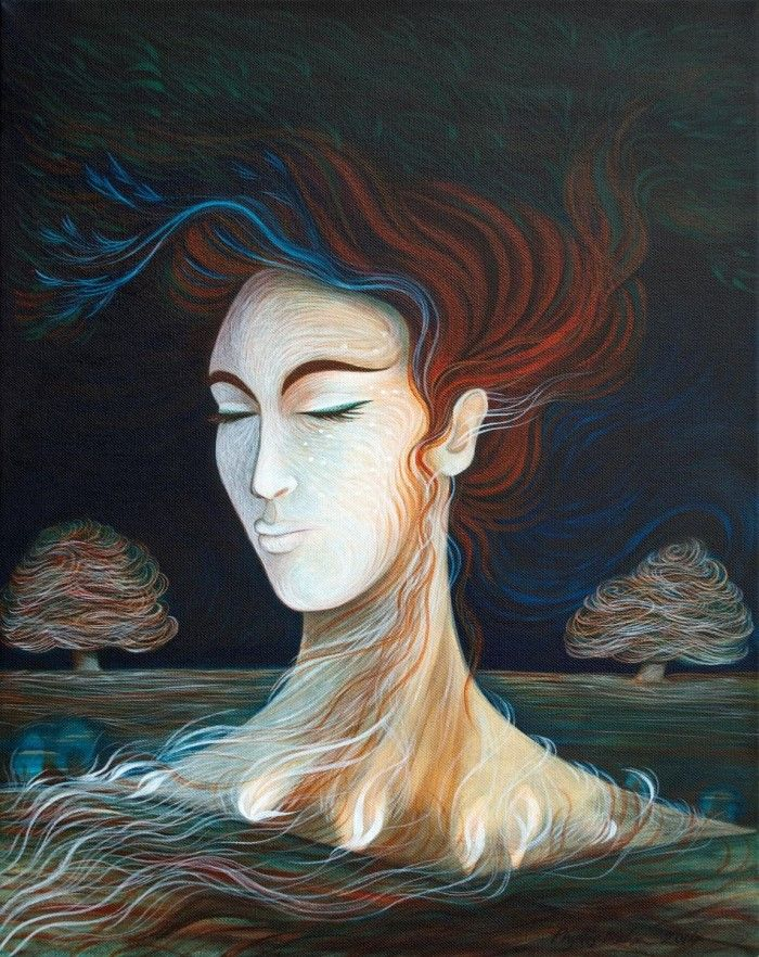 Любовь, поэзия, литература. Phyllis Mahon