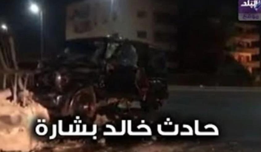 وردنا الان   أول فيديو لحادث وفاة خالد بشارة الرئيس التنفيذي لـ أوراسكوم