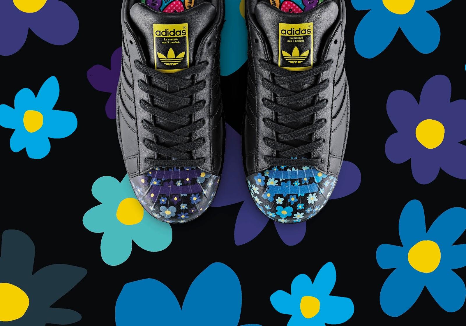 adidas Originals And Pharrell Introduce Supershell Sneaker