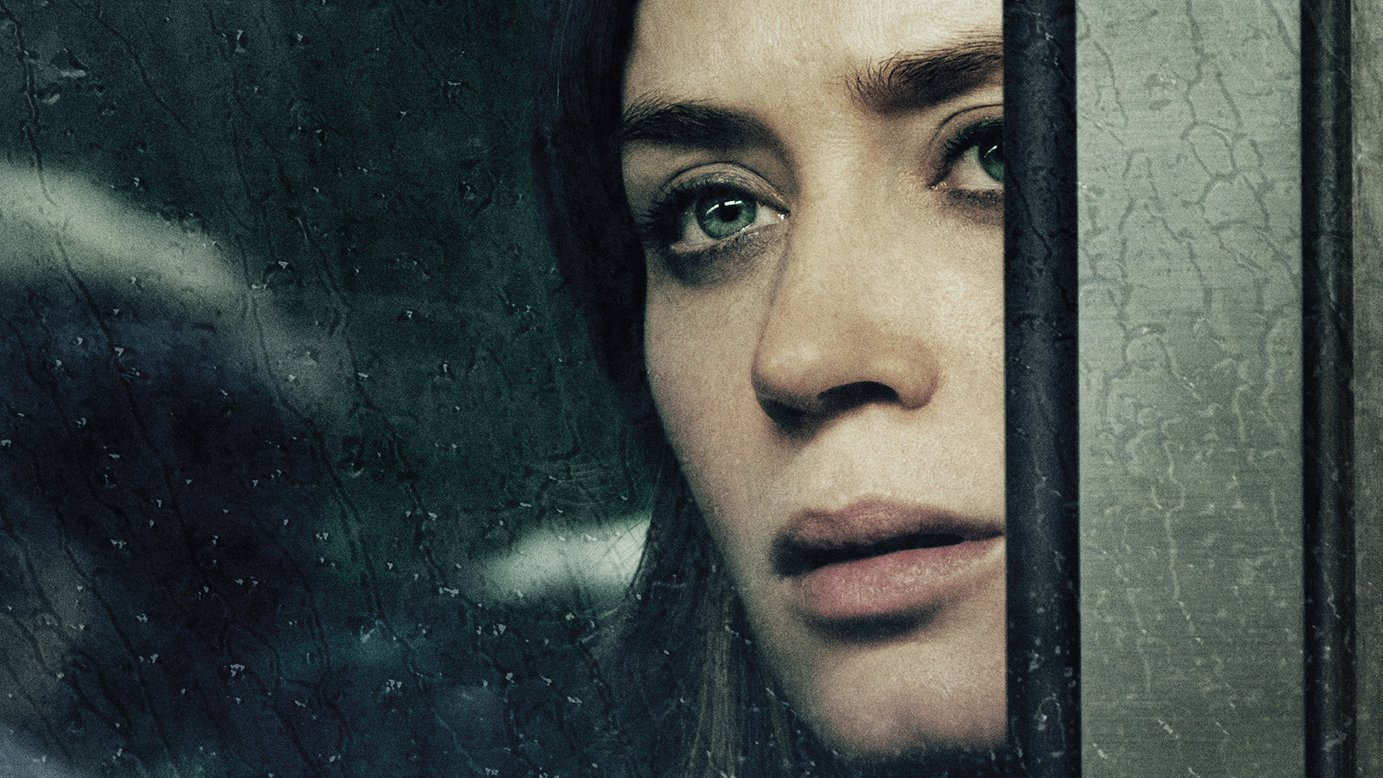The Girl on the Train Emily Blunt Rachel Watson Universal Pictures