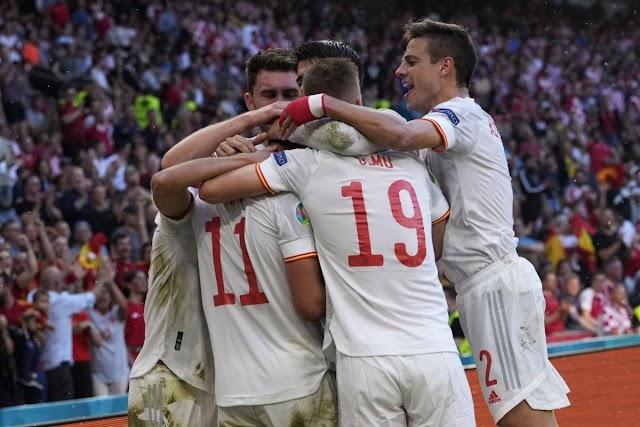 Ελβετία-Ισπανία: ''Πολύ σκληρή για να πεθάνει'' η Ισπανία νίκη στα πέναλτι, απέναντι στην μαχητική Ελβετία (1-1, πεν. 1-3)