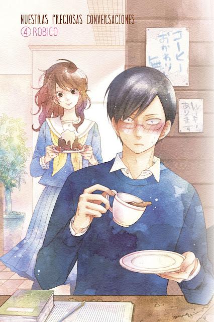 Review del manga Nuestras preciosas Conversaciones Vol.4 de Robico - Norma Editorial