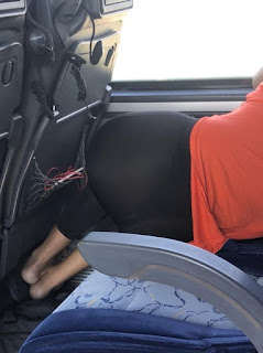 Mujeres sabrosas caderonas calzas transparentes