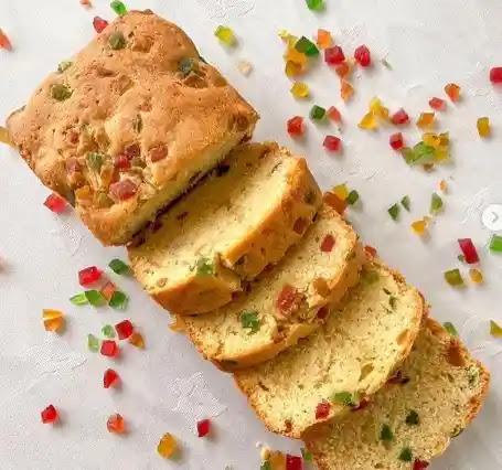 Tutti frutti cake recipe