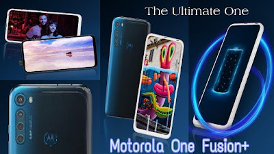 Motorola One Fusion+ - Price, Specs | Launched in India