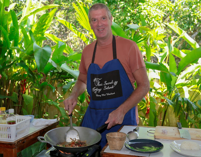Thai Secret Cooking School and Organic Garden. 18 November 2018