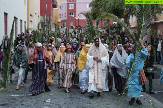 'La Pasión de Jesús' de Breña Alta: espectáculo único en la Semana Santa de La Palma