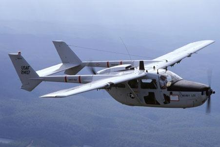 Pesawat Observasi O2
