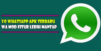 Download & Cara Instal YoWhatsApp Apk Versi Terbaru 2021