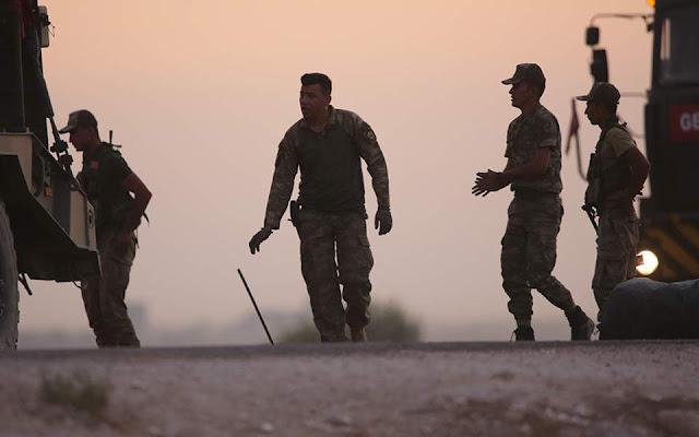«Ο Ερντογάν θέλει να αλλάξει τα σύνορα»