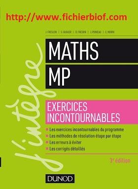 Maths - MP - Exercices incontournables - J'integre