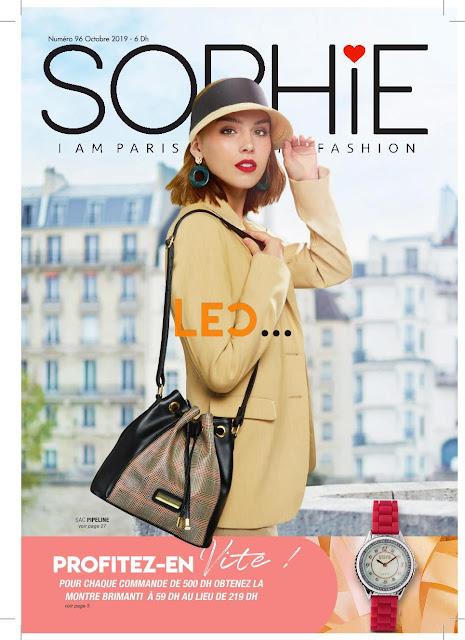 catalogue sophie paris maroc octobre 96 2019