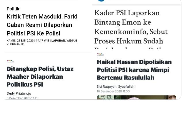 PSI Dukung Revisi UU ITE, Eks Wartawan AFP: Tapi Laporin Orang Terus ke Polisi