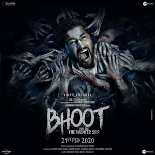 Bhoot – Part One: The Haunted Ship First Look Poster 3