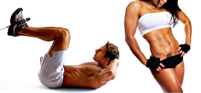 Abdomen ejercicio fortalecer marcar hombre mujer