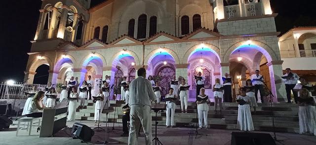Συναυλία αφιερωμένη στα 95 χρόνια του Μίκη Θεοδωράκη από το Χορωδιακό Εργαστήρι Ναυπλίου