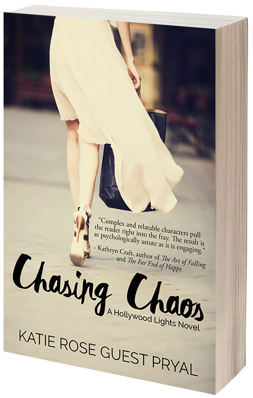Chasing Chaos, by Katie Rose Guest Pryal
