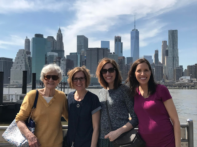 Fleeting Moments of Motherhood - NYC Getaway