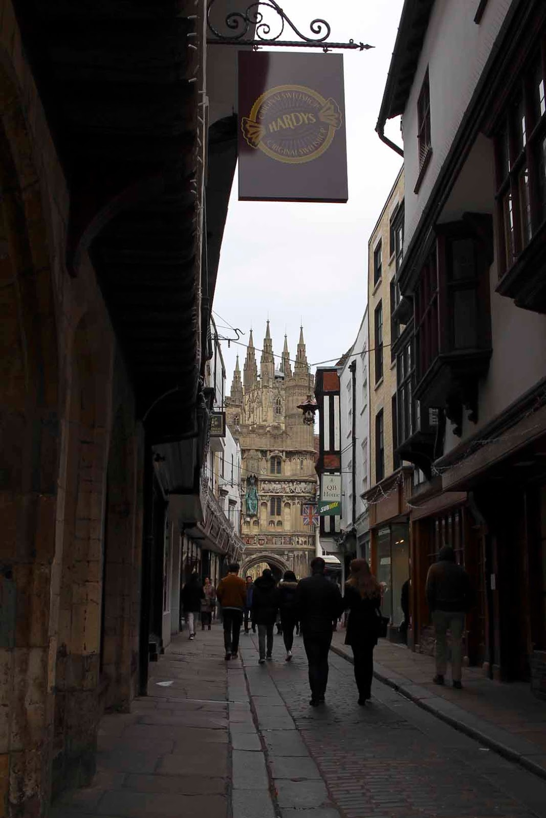 Canterbury Cathedral, Canterbury street, kent, visiting, town, architecture, street photography,