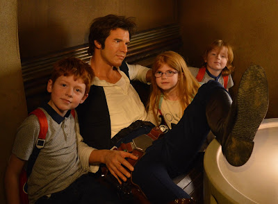 Madame Tussauds London including Star Wars,  A Review - Han Solo