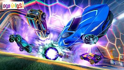 تحميل لعبة روكيت ليج مجانا للكمبيوتر Rocket League Free برابط مباشر
