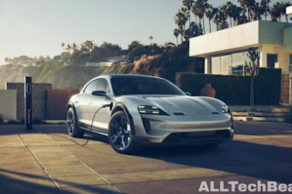 Mission E Cross Turismo: electric car by Porsche charges in 15 minutes