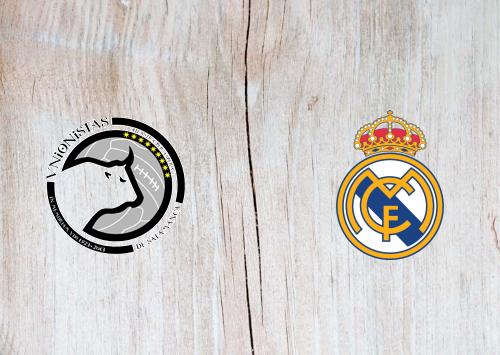 Unionistas de Salamanca vs Real Madrid Full Match & Highlights 22 January 2020