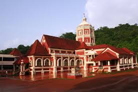 Temple In Goa