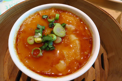 So Good Char Chan Tang, steamed radish cake