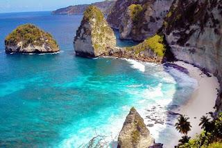 Pantai Tersembunyi Dan Indah di Bali