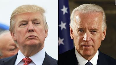 """""""No es un juego"""": Biden reprocha a Trump por tuits antinorcoreanos"""