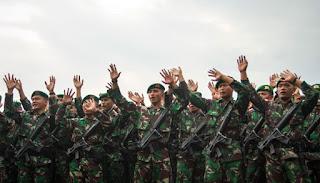 Kasad Jenderal Mulyono Lantik 676 Perwira Muda TNI AD
