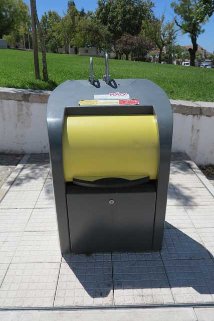 Household Waste Recycling in Portugal