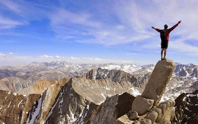 Resultado de imagen de perspectiva desde la montaña