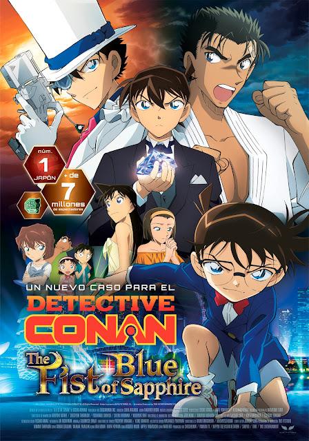 DETECTIVE CONAN: EL PUÑO DE ZAFIRO AZUL (Meitantei Conan: Konshō no Fist)
