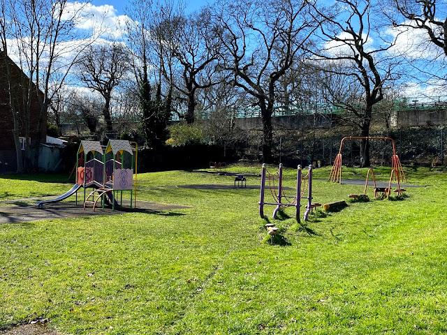 Felstead Road playground Loughton Buckhurst Hill